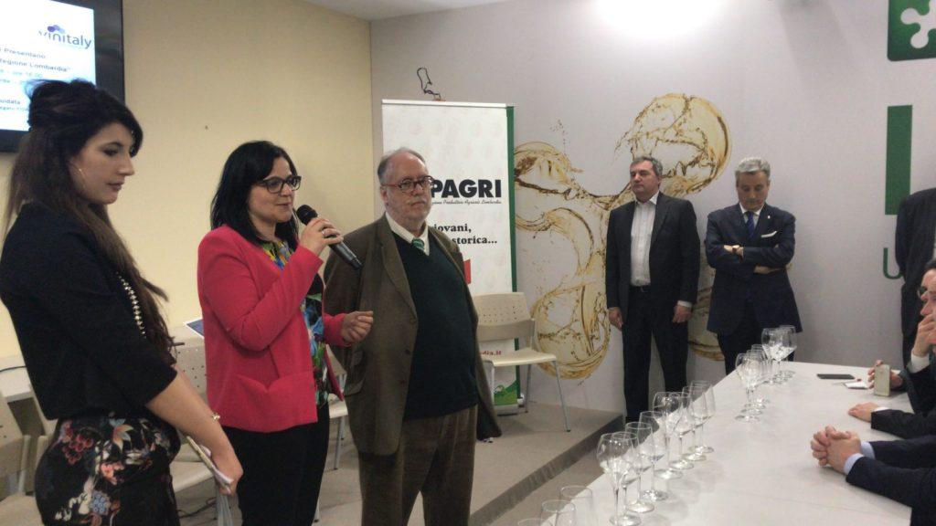 Vice presidente Copagri Lombardia Emilia Maini