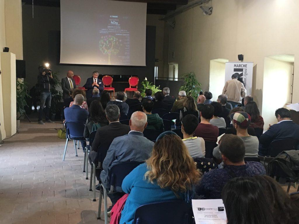 Iniziatva nazionale Agricoltura In Festa 201815