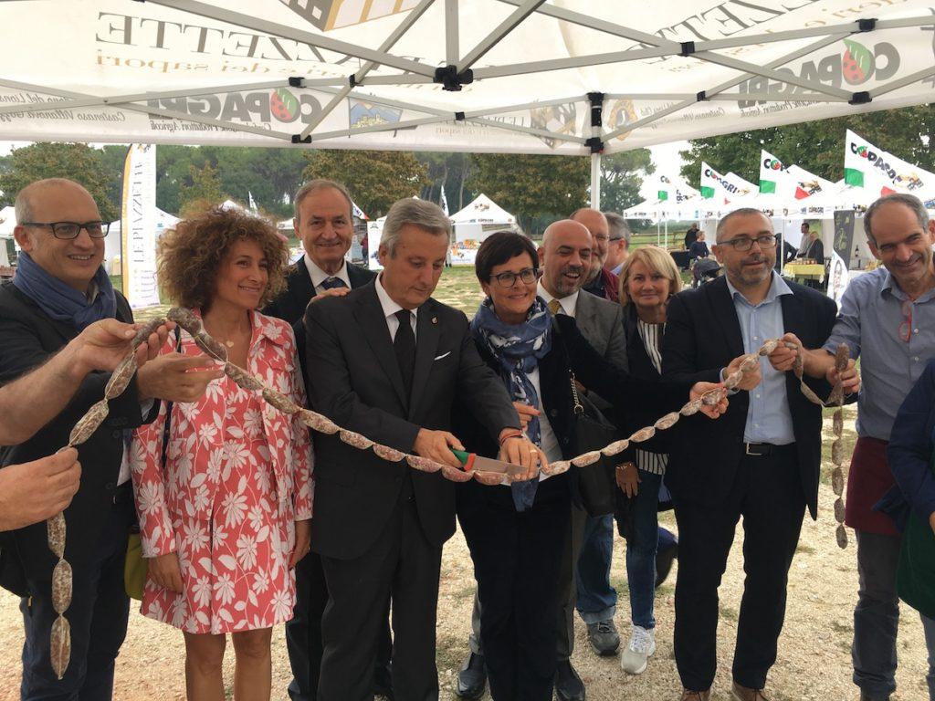 Iniziatva nazionale Agricoltura In Festa 201833