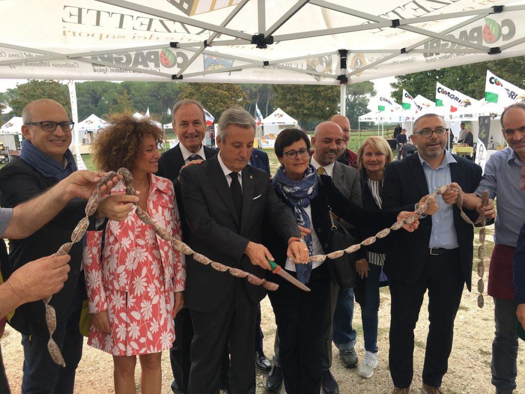 Iniziatva nazionale Agricoltura In Festa 201834