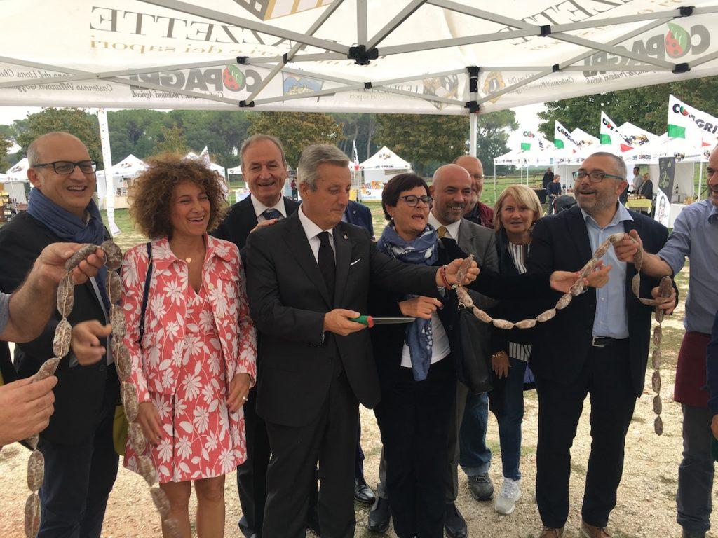 Iniziatva nazionale Agricoltura In Festa 201835