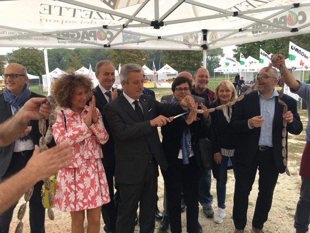 Iniziatva nazionale Agricoltura In Festa 201836