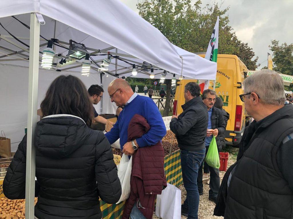 Iniziatva nazionale Agricoltura In Festa 201848