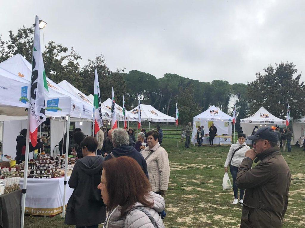Iniziatva nazionale Agricoltura In Festa 201852