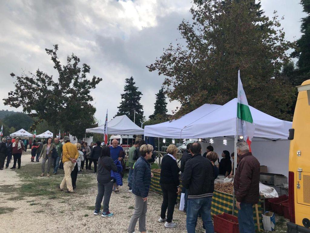 Iniziatva nazionale Agricoltura In Festa 201855