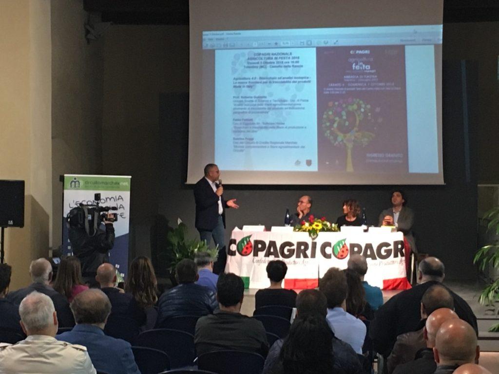Iniziatva nazionale Agricoltura In Festa 20186